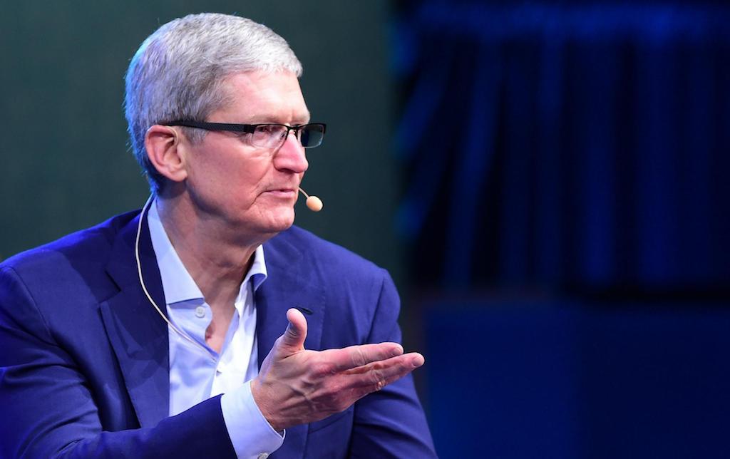 Minder winst voor Apple